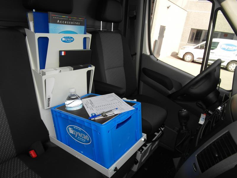 Shop test syncro system aménagements de camionnette véhicules