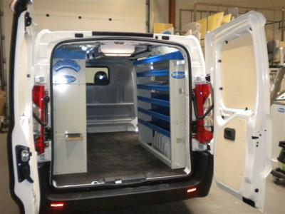 Meubles Specifiques Syncro System Amenagements De Camionnette