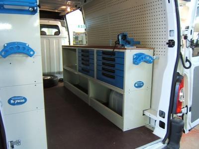 Syncro System Aménagements De Camionnette Véhicules Utilitaires